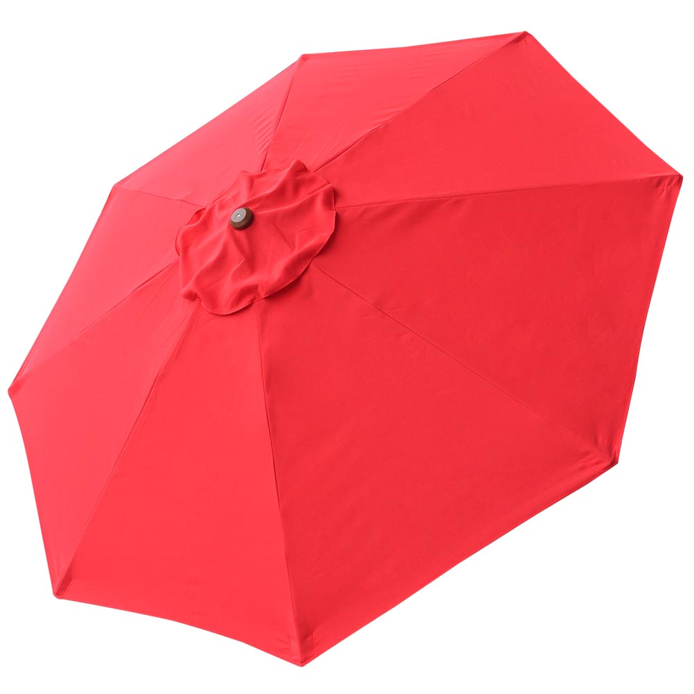 8-039-9-039-10-039-13-039-Umbrella-Replacement-Canopy-8-Rib-Outdoor-Patio-Top-Cover-Only-Opt thumbnail 59