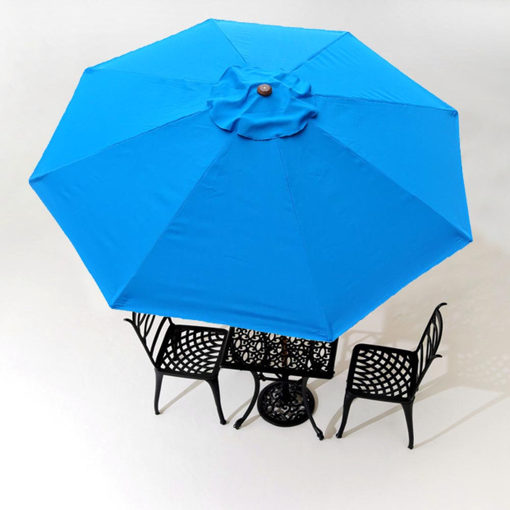 8Ft-8-Rib-Patio-Umbrella-Cover-Canopy-Replacement-  sc 1 st  eBay : umbrella replacement canopy 8 ribs - memphite.com