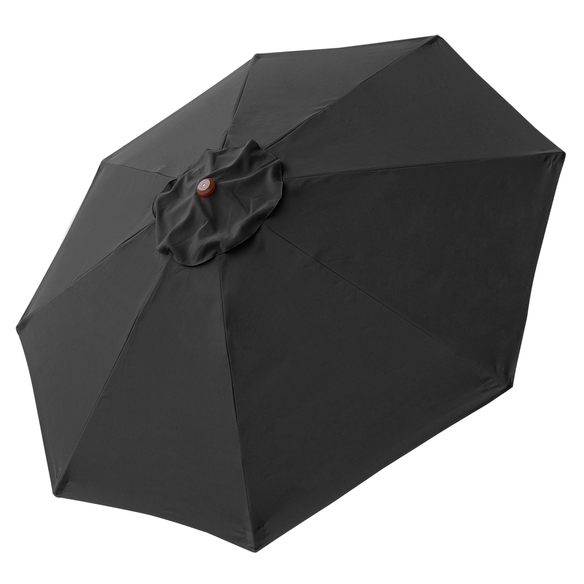 thumbnail 344 - 8'/9'/10'/13' Umbrella Replacement Canopy 8 Rib Outdoor Patio Top Cover Only Opt
