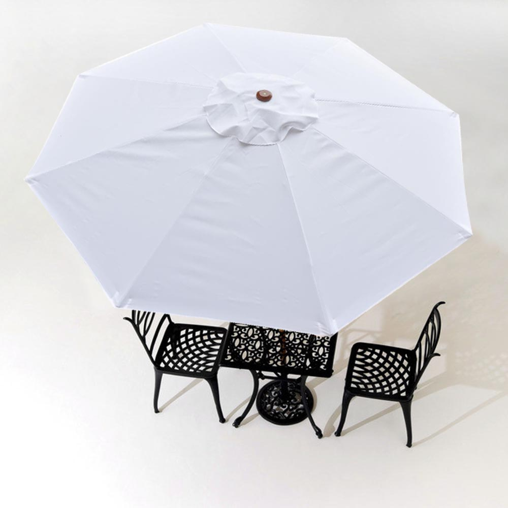 Beautiful 8Ft 8 Rib Patio Umbrella Cover Canopy Replacement