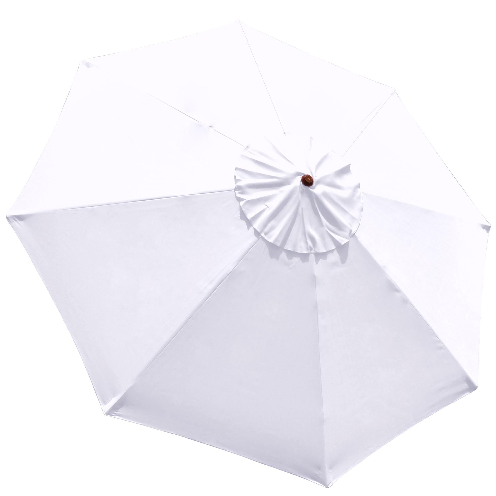 8 9 10 13 Umbrella Replacement Canopy 8 Rib Outdoor Patio Top Cover Only Opt