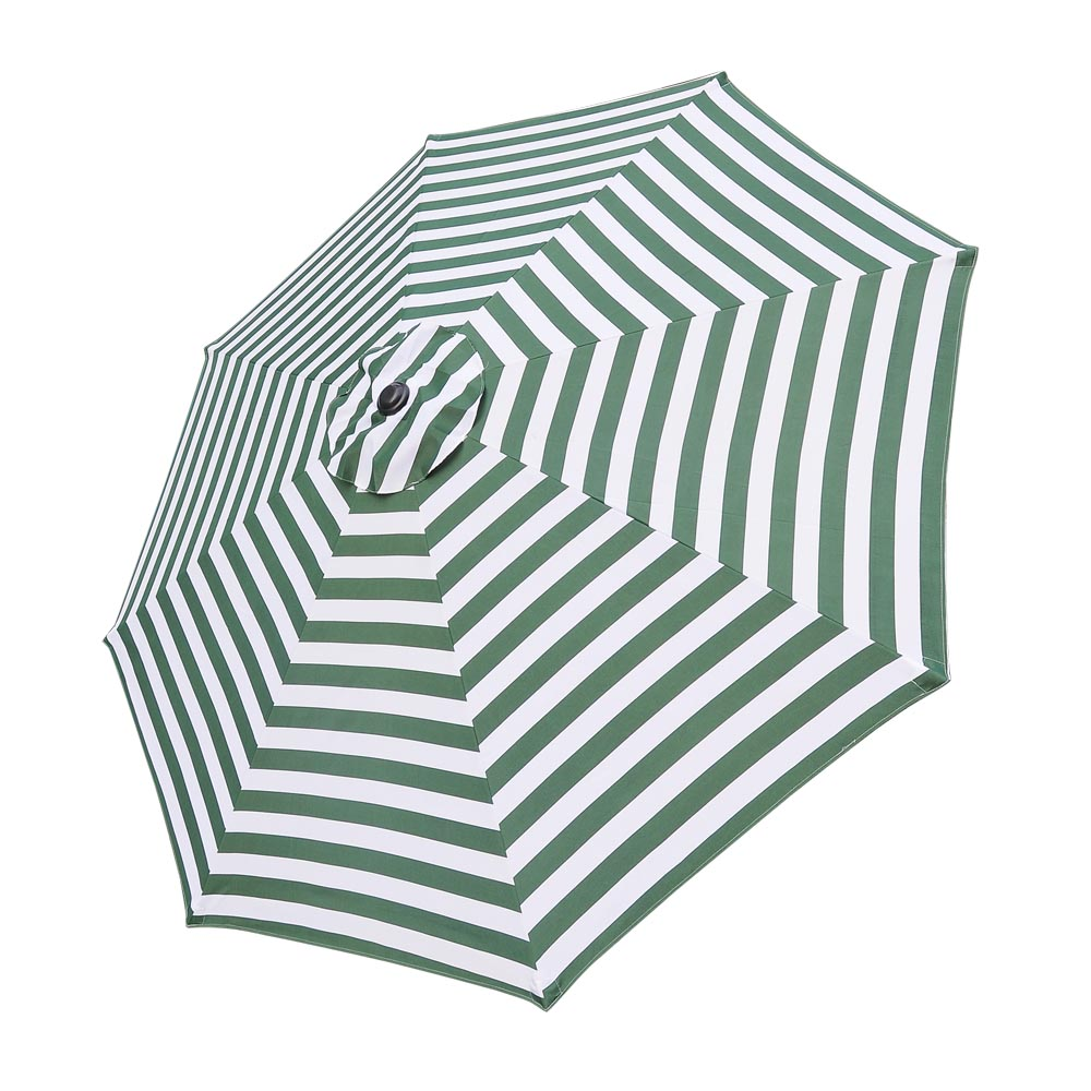 9FT-Patio-Umbrella-Canopy-Top-Cover-Replacement-8-Ribs-Market-Outdoor-Yard thumbnail 15