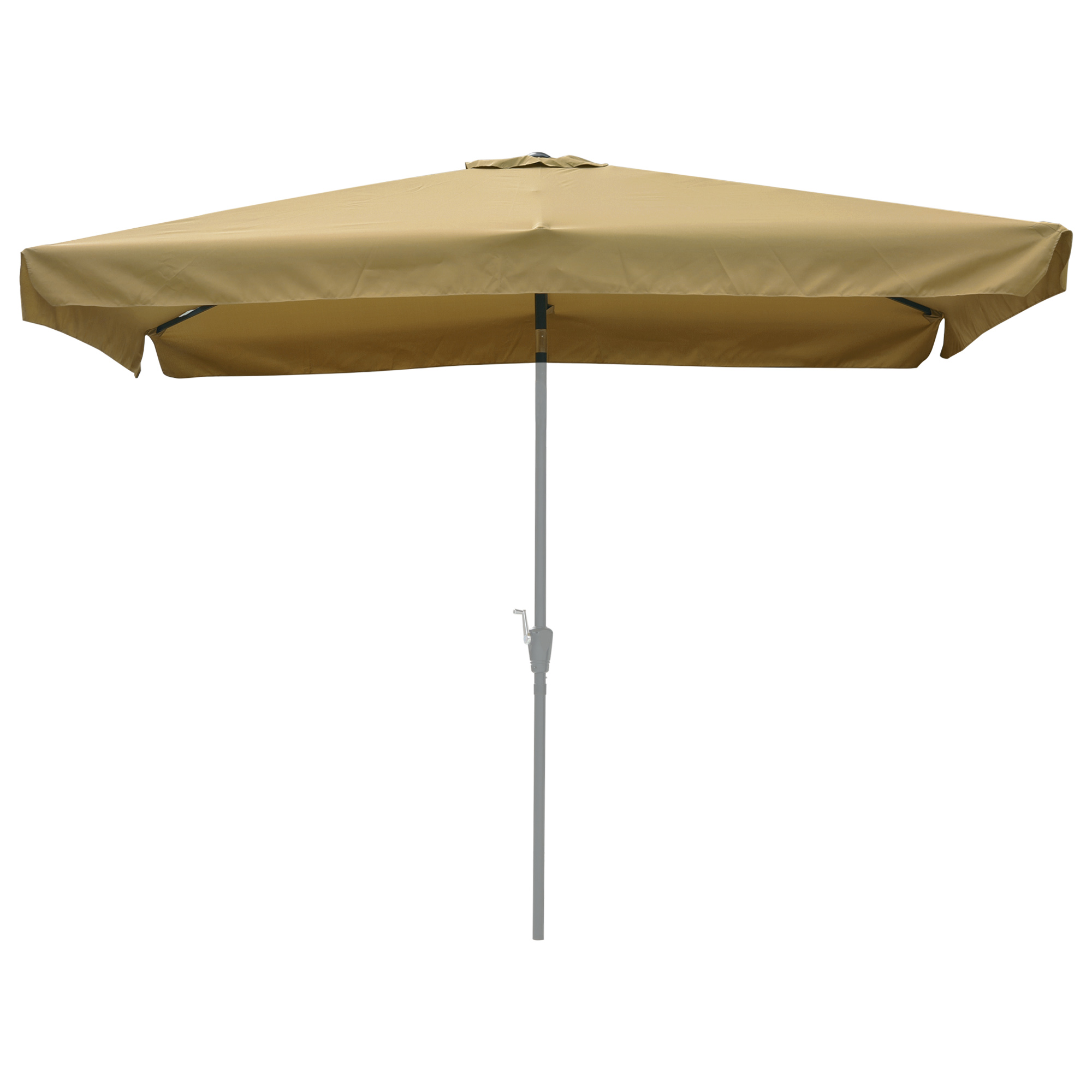 thumbnail 181 - 8'/9'/10'/13' Umbrella Replacement Canopy 8 Rib Outdoor Patio Top Cover Only Opt