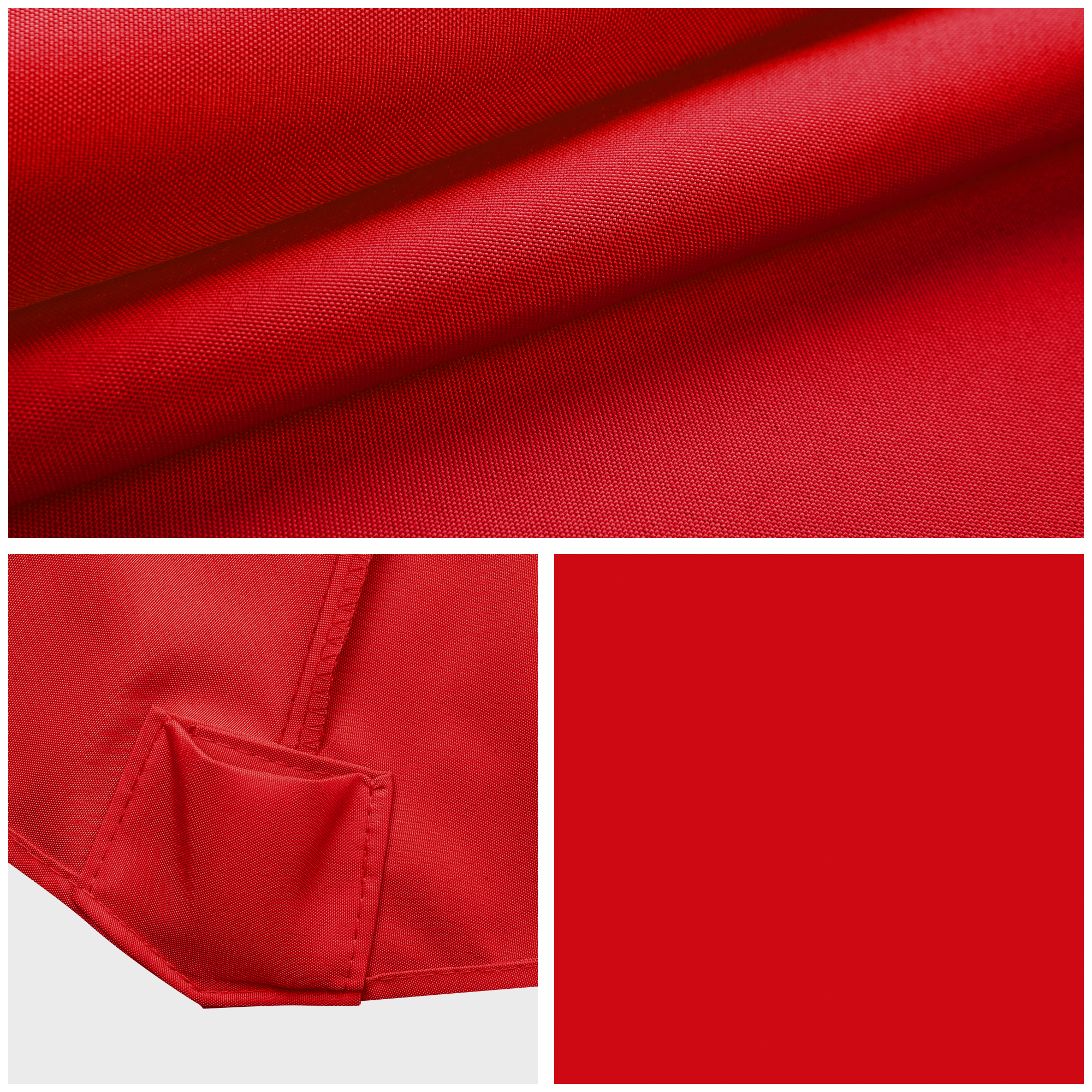 thumbnail 262 - 8'/9'/10'/13' Umbrella Replacement Canopy 8 Rib Outdoor Patio Top Cover Only Opt