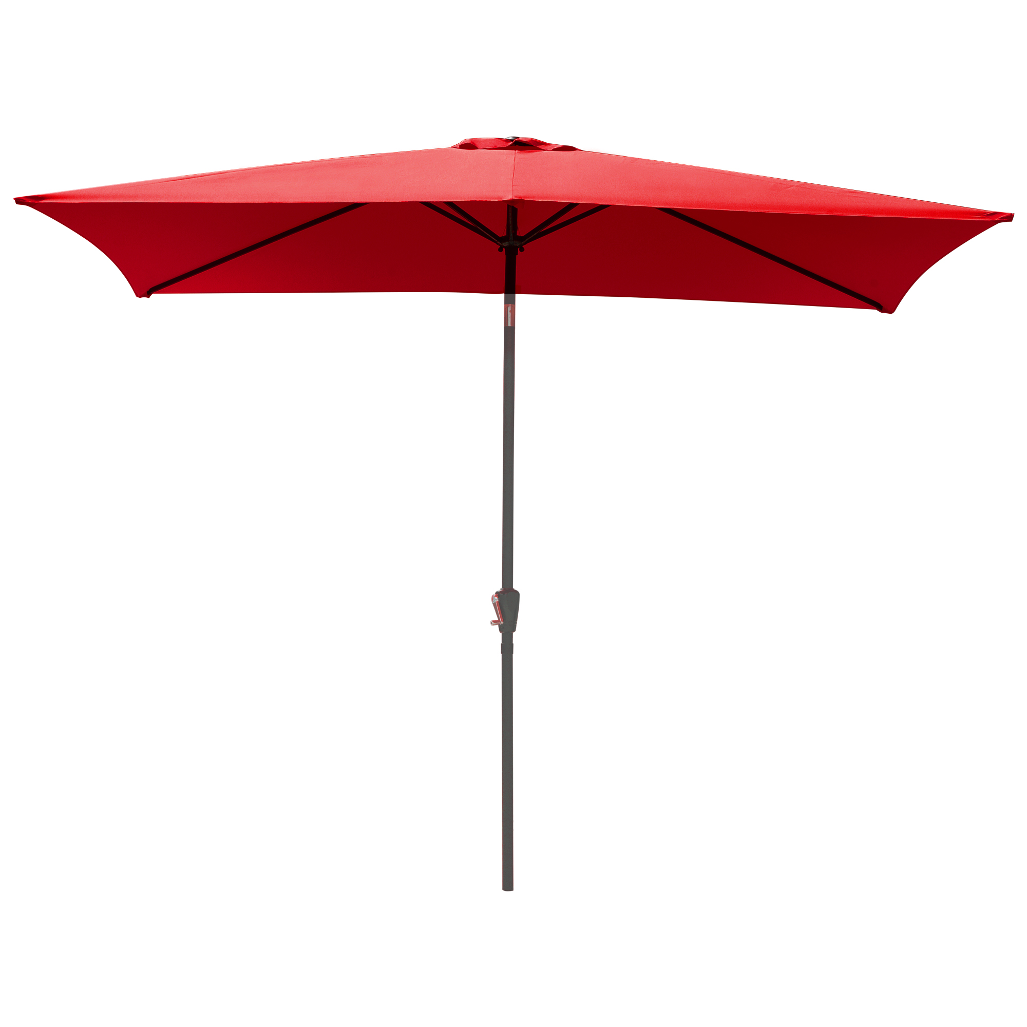 thumbnail 268 - 8'/9'/10'/13' Umbrella Replacement Canopy 8 Rib Outdoor Patio Top Cover Only Opt