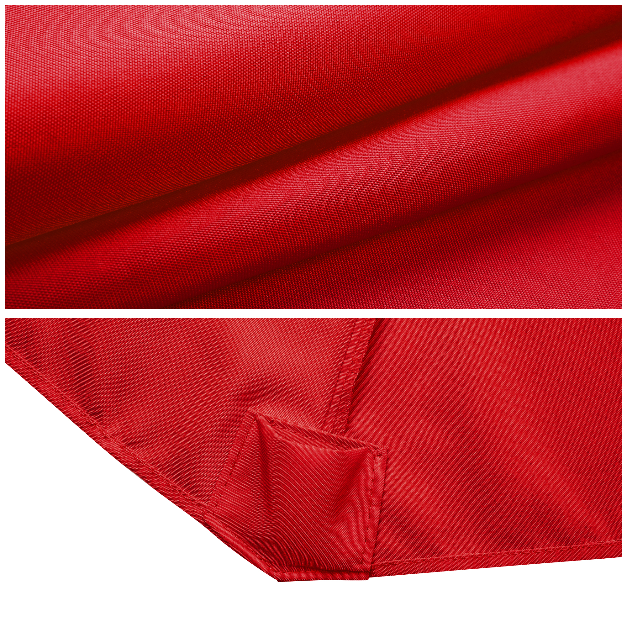 thumbnail 269 - 8'/9'/10'/13' Umbrella Replacement Canopy 8 Rib Outdoor Patio Top Cover Only Opt