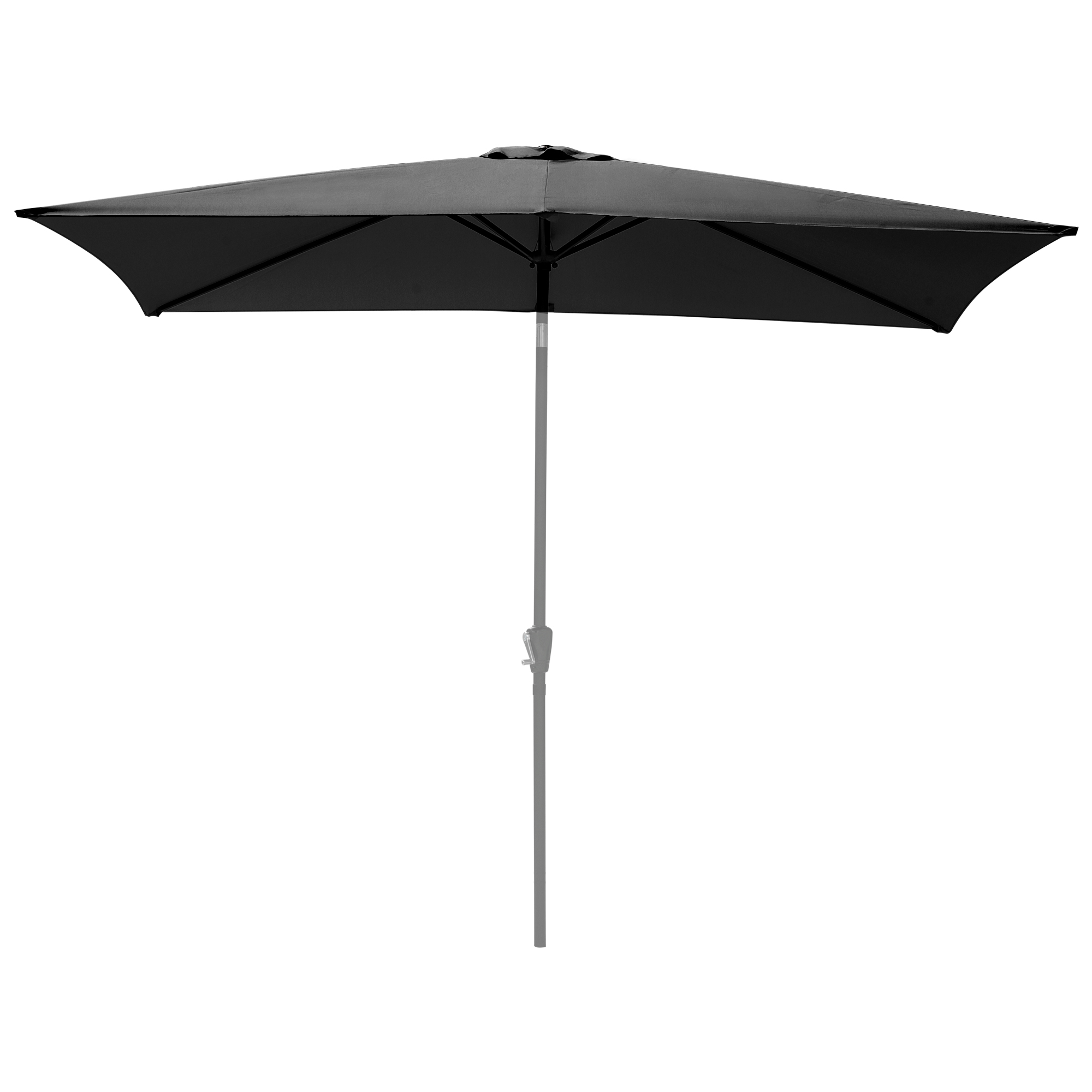 thumbnail 147 - 8'/9'/10'/13' Umbrella Replacement Canopy 8 Rib Outdoor Patio Top Cover Only Opt