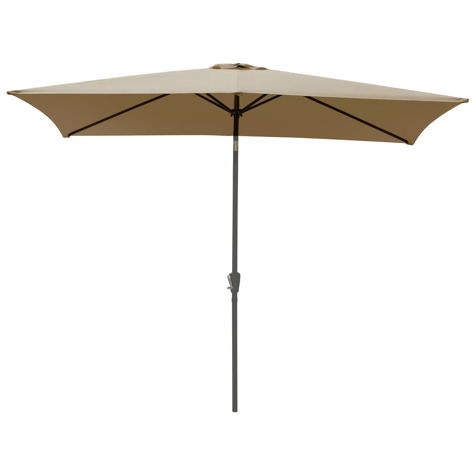 thumbnail 191 - 8'/9'/10'/13' Umbrella Replacement Canopy 8 Rib Outdoor Patio Top Cover Only Opt