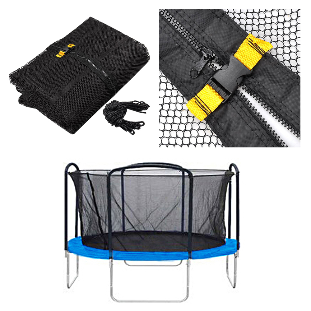 Trampoline Safety Net Enclosure Netting Replacement Fits