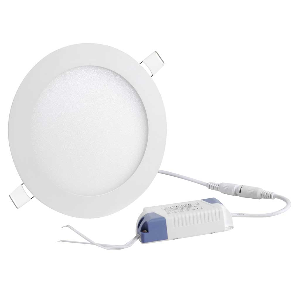 10 pack 9w round recessed led panel light ceiling down lights bulbs 10 pack 9w round recessed led panel light ceiling down lights bulbs cool white 640671047050 ebay aloadofball Image collections