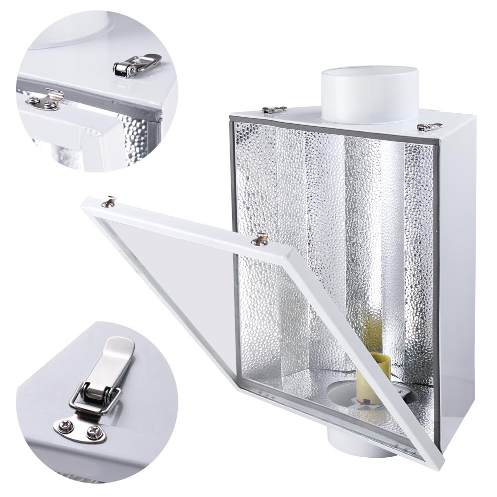 400 Watt Mh Hps Grow Light System Set Kit For Hydroponics