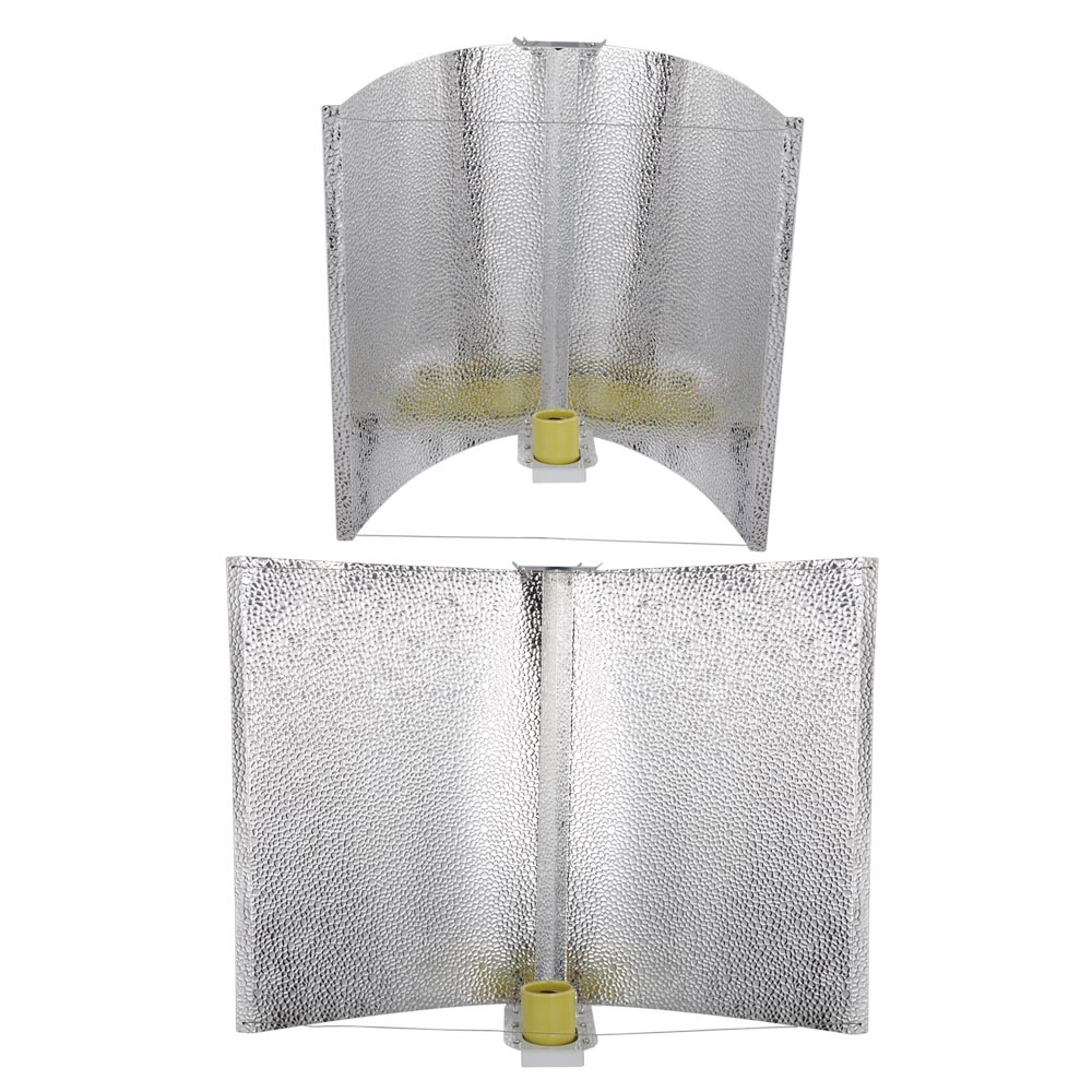 Grow tent light reflector hoods air cooled tube for 250 400 600 grow tent light reflector hoods air cooled tube arubaitofo Images