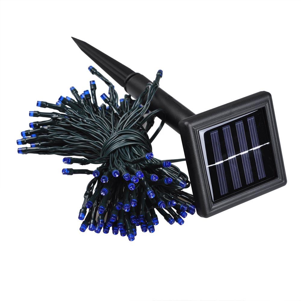 100-LED-Solar-Power-String-Light-Outdoor-Garden-Christmas-Party-Decor-Lamp-Fairy thumbnail 3