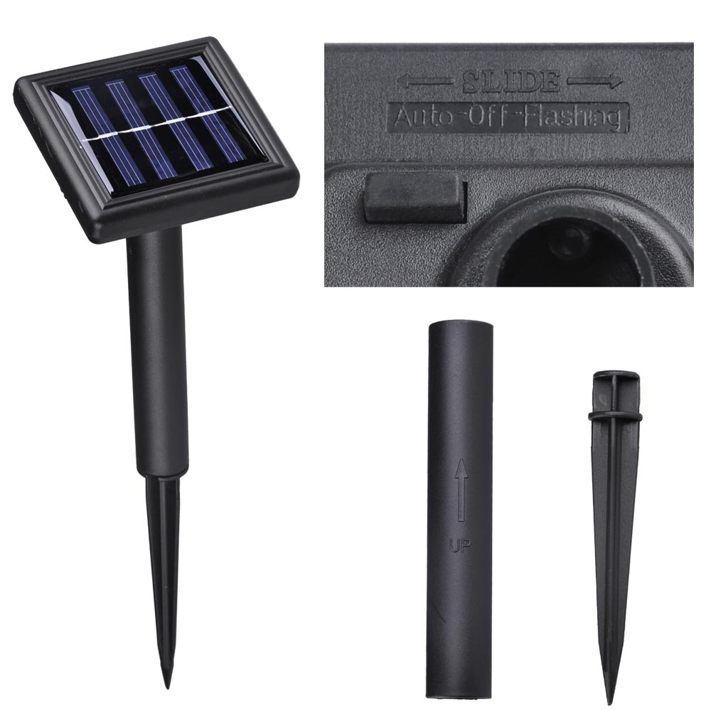 100-LED-Solar-Power-String-Light-Outdoor-Garden-Christmas-Party-Decor-Lamp-Fairy thumbnail 10