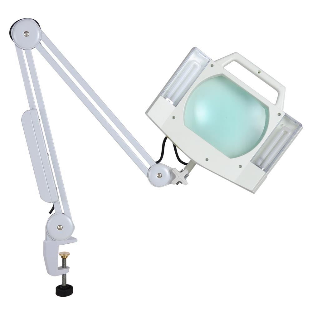 5x diopter magnifying lamp clamp on desk lamp light facial skin 5x diopter magnifying lamp clamp on desk lamp light facial skin jewelry aloadofball Gallery