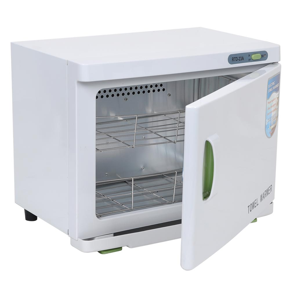 Towel Heaters For Sale: 2in1 23L Hot Towel Warmer Cabinet UV Sterilizer Spa