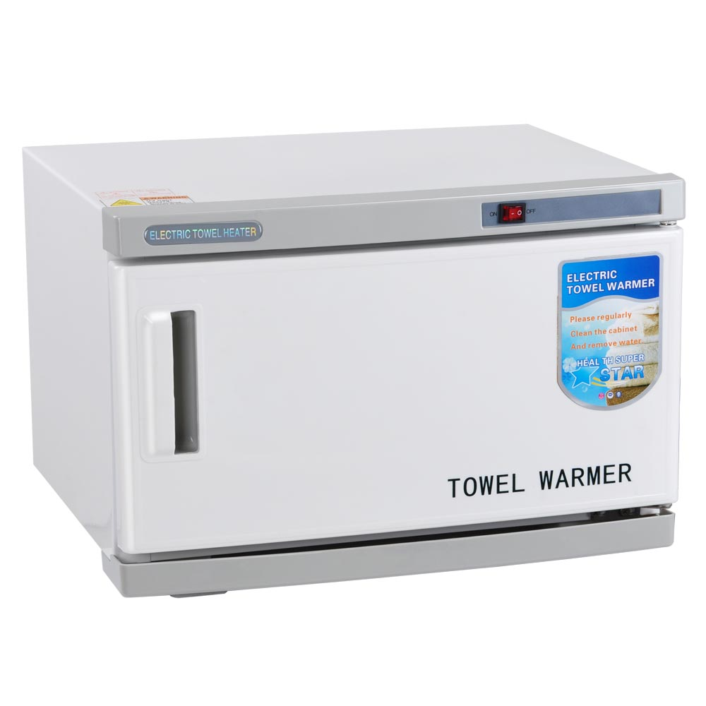 2 In 1 Hot Towel Warmer Cabinet 16L Uv Sterilizer Spa