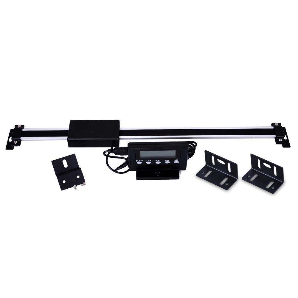 6 Quot 12 Quot Lcd Digital Readout Dro Scale Remote For Bridgeport