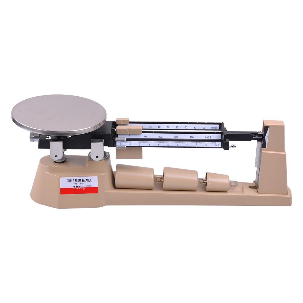 Triple Beam Mechanical Balance Scale 0.1g Weight Lab Business Home ... for laboratory triple beam balance  539wja
