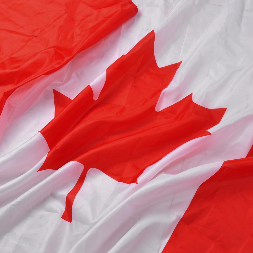 canadian flag 3 x 5 ft polyester canada maple leaf banner indoor