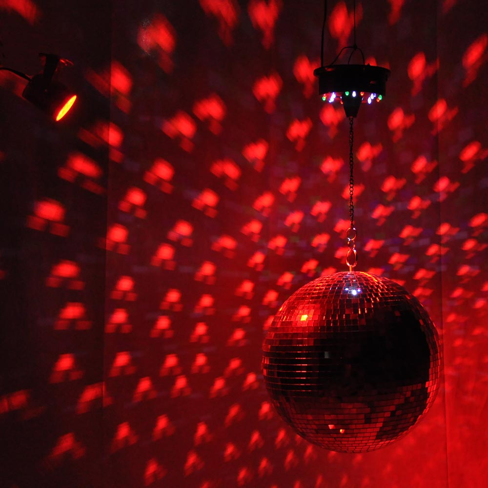 Large 12 Quot Mirror Glass Disco Ball Dj Dance Home Party