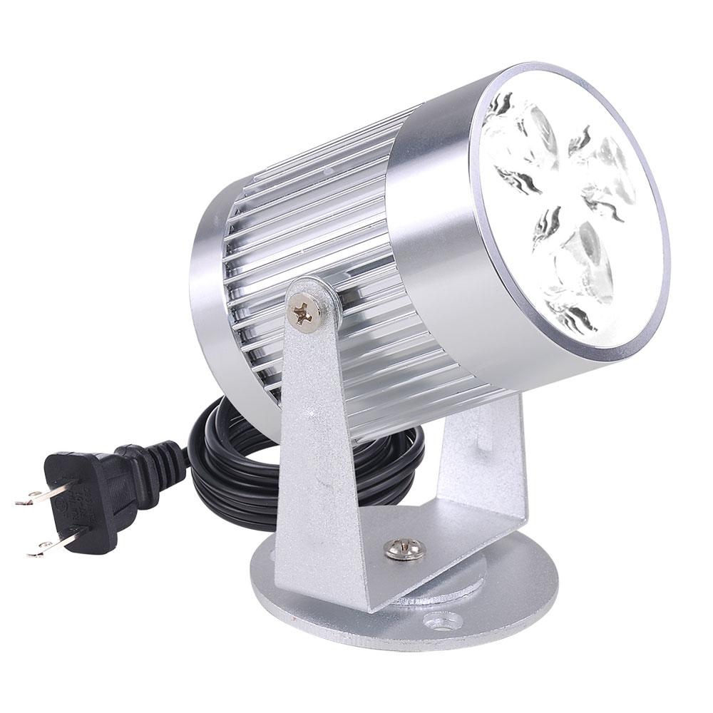 3W LED Pinspot Spotlight Stage Effect Light Disco DJ Party Dance Lighting RGB