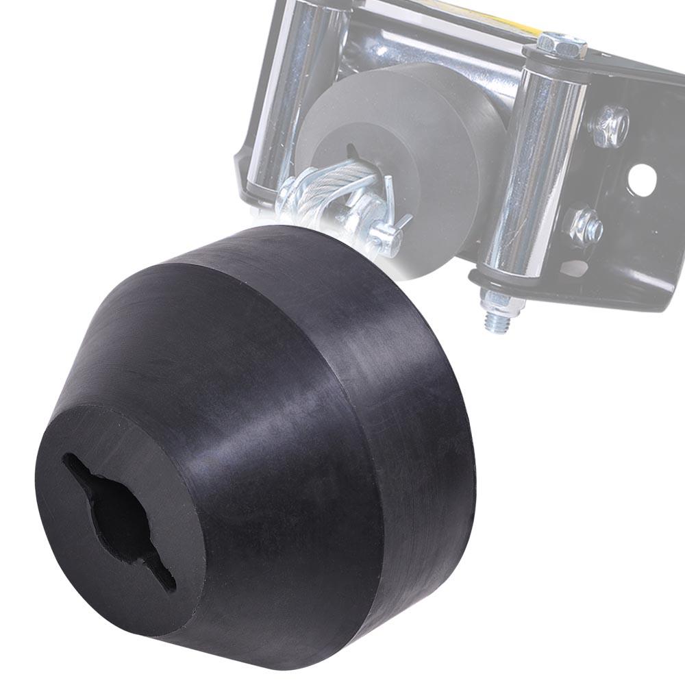 Atv Utv Winch Fairlead Saver Rubber Line Stopper Synthetic