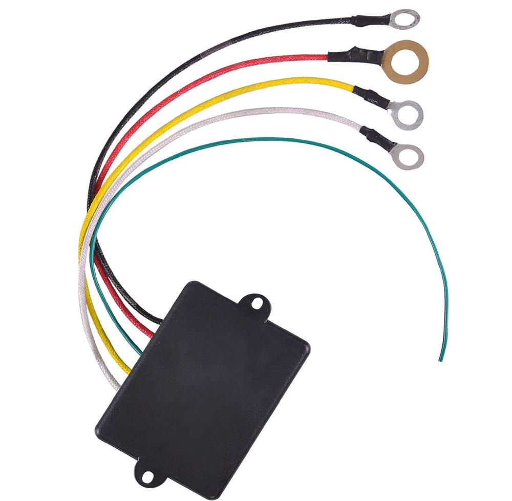 Circuit Atv Utv Winch 12v Hei Wiring Diagram