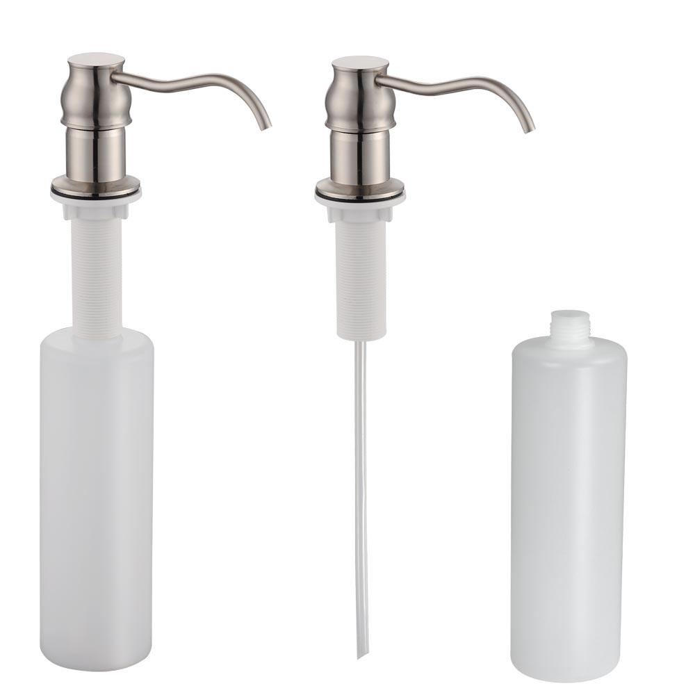 pull down kitchen sink faucet with soap dispenser home restaurant kitchen ebay. Black Bedroom Furniture Sets. Home Design Ideas