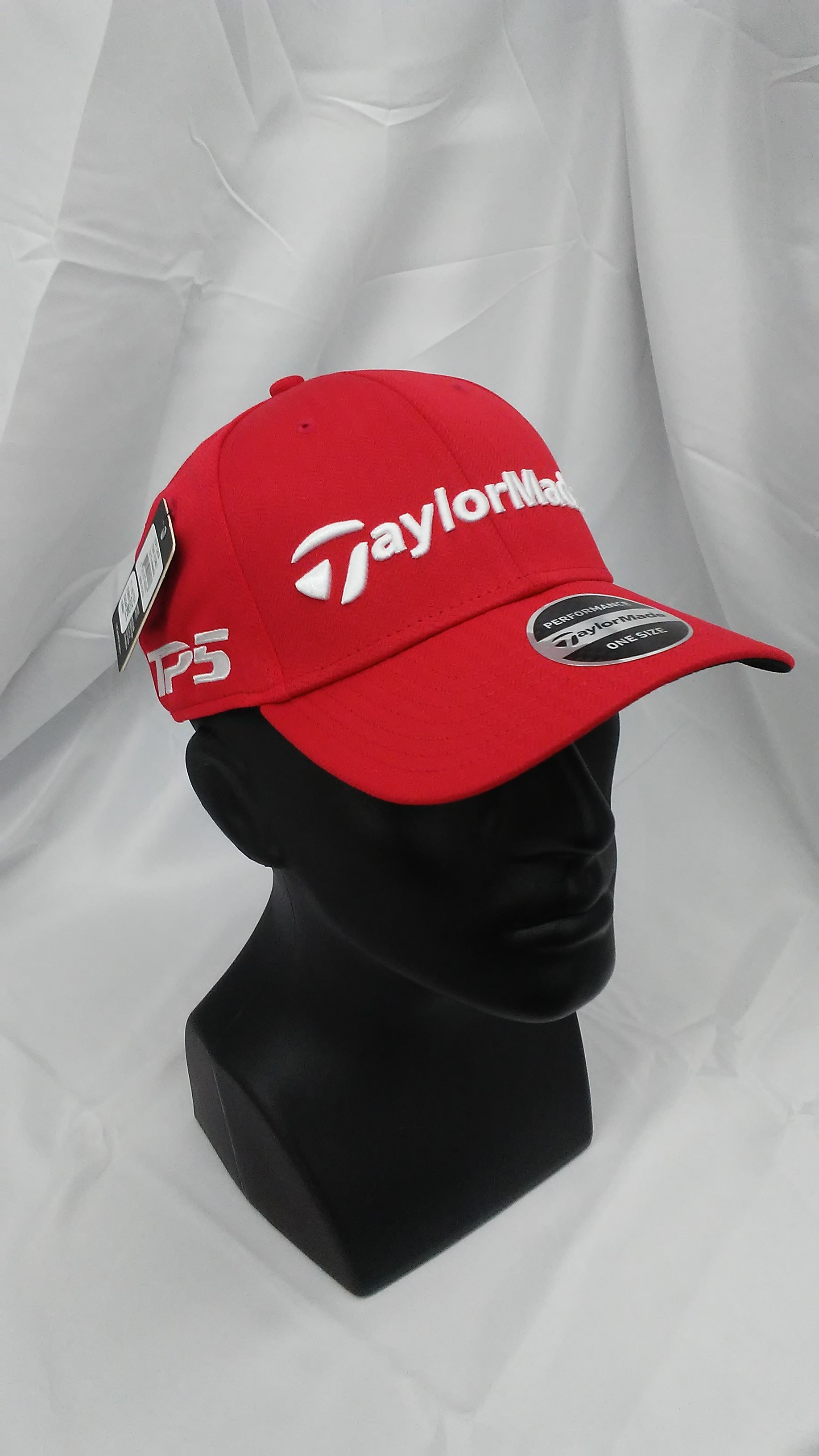 Visit our eBay Store for more great deals  Hurricane Golf New Taylormade  Golf Core Custom Adjustable Hat Red M1   TP5 Stitched Logos BUY IT NOW   4.99! e787214bd23