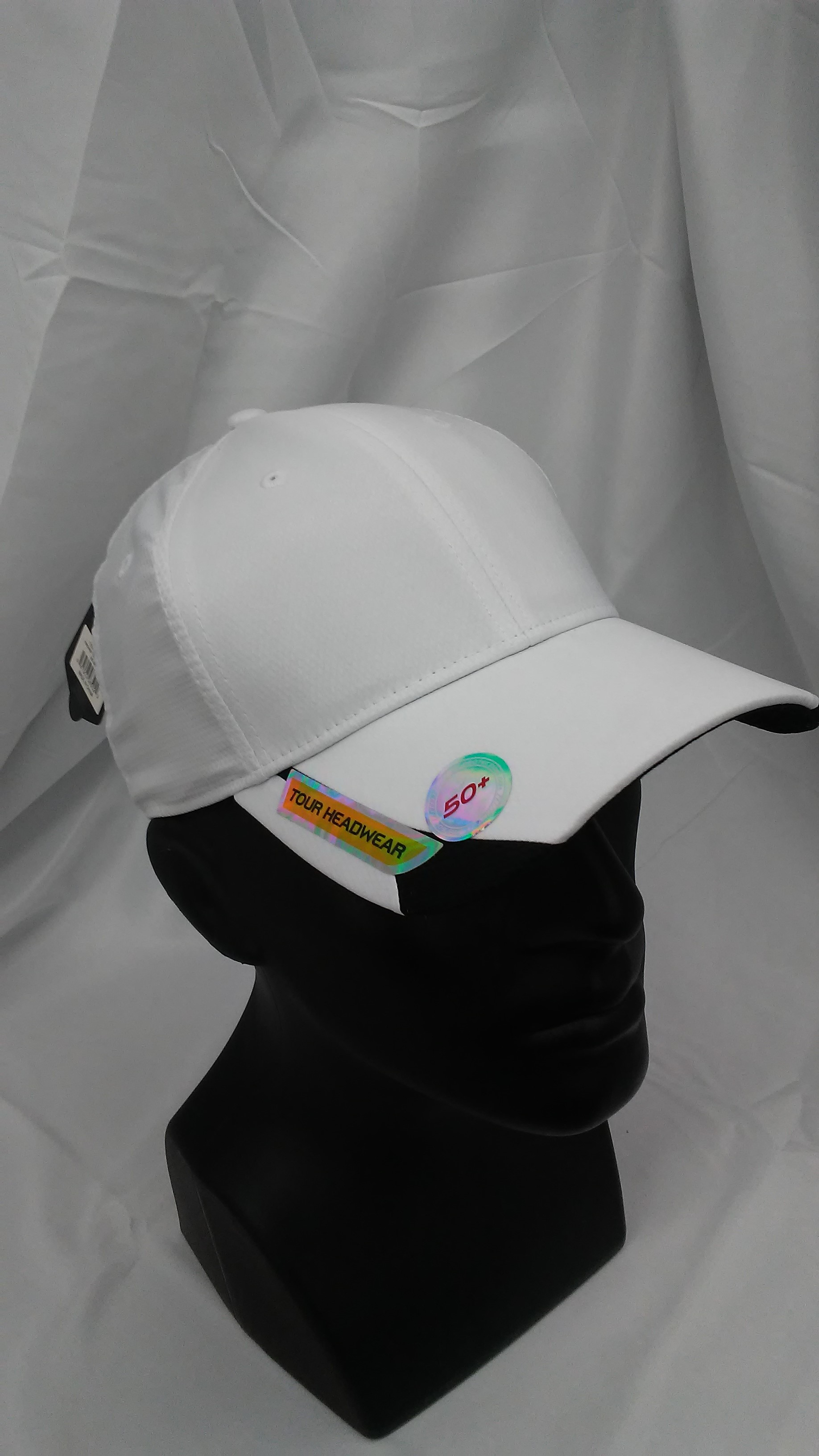 Visit our eBay Store for more great deals  Hurricane Golf New Taylormade  Golf Custom Split 3 Adjustable White Hat UPF 50+ Protection BUY IT NOW   2.99! 0f4ca3b0a0f