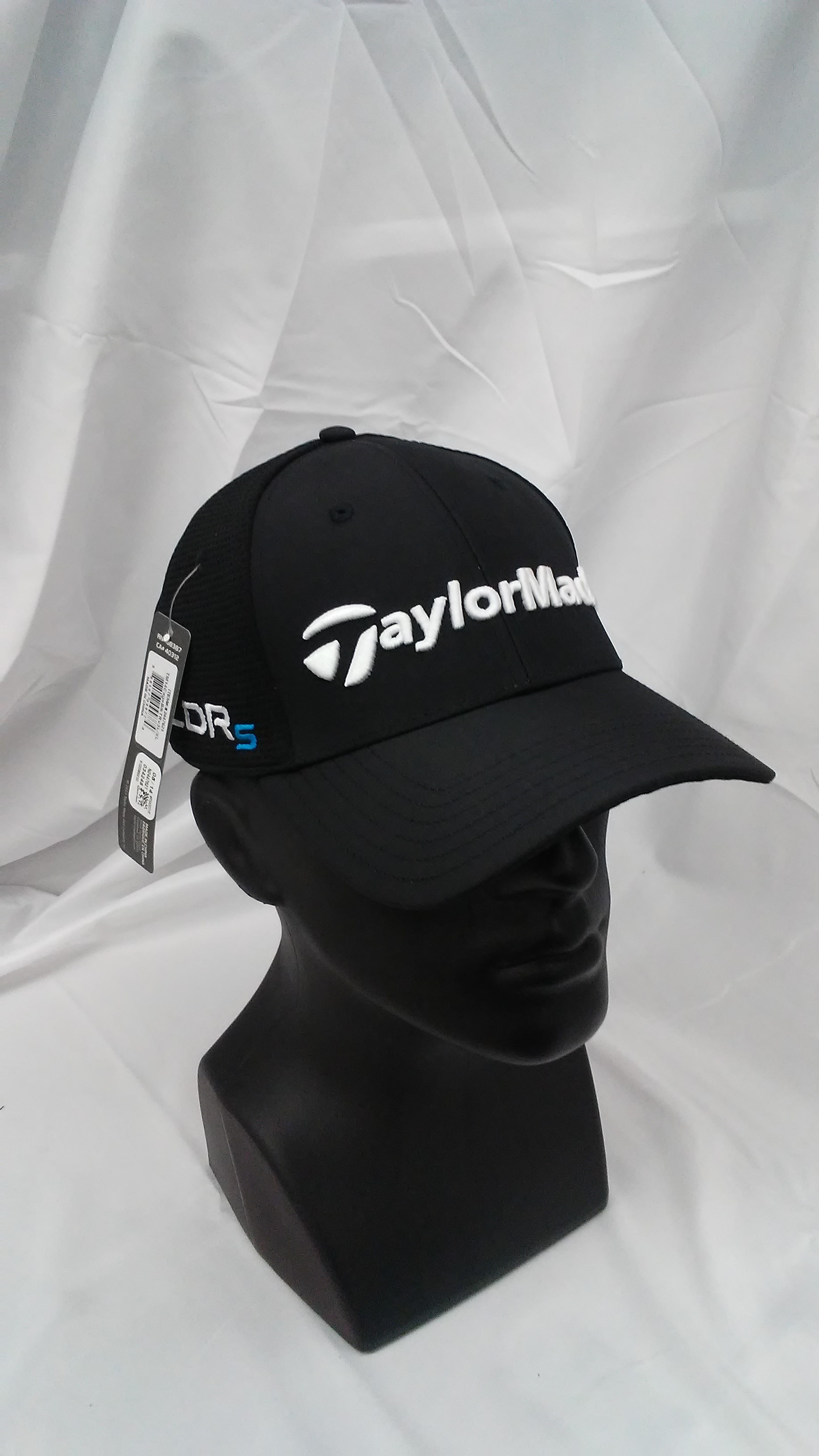 20c293a25ae Visit our eBay Store for more great deals  Hurricane Golf New Taylormade  Golf 2014 Tour Cage Black Fitted Hat S M SLDRs Logo BUY IT NOW  5.99!