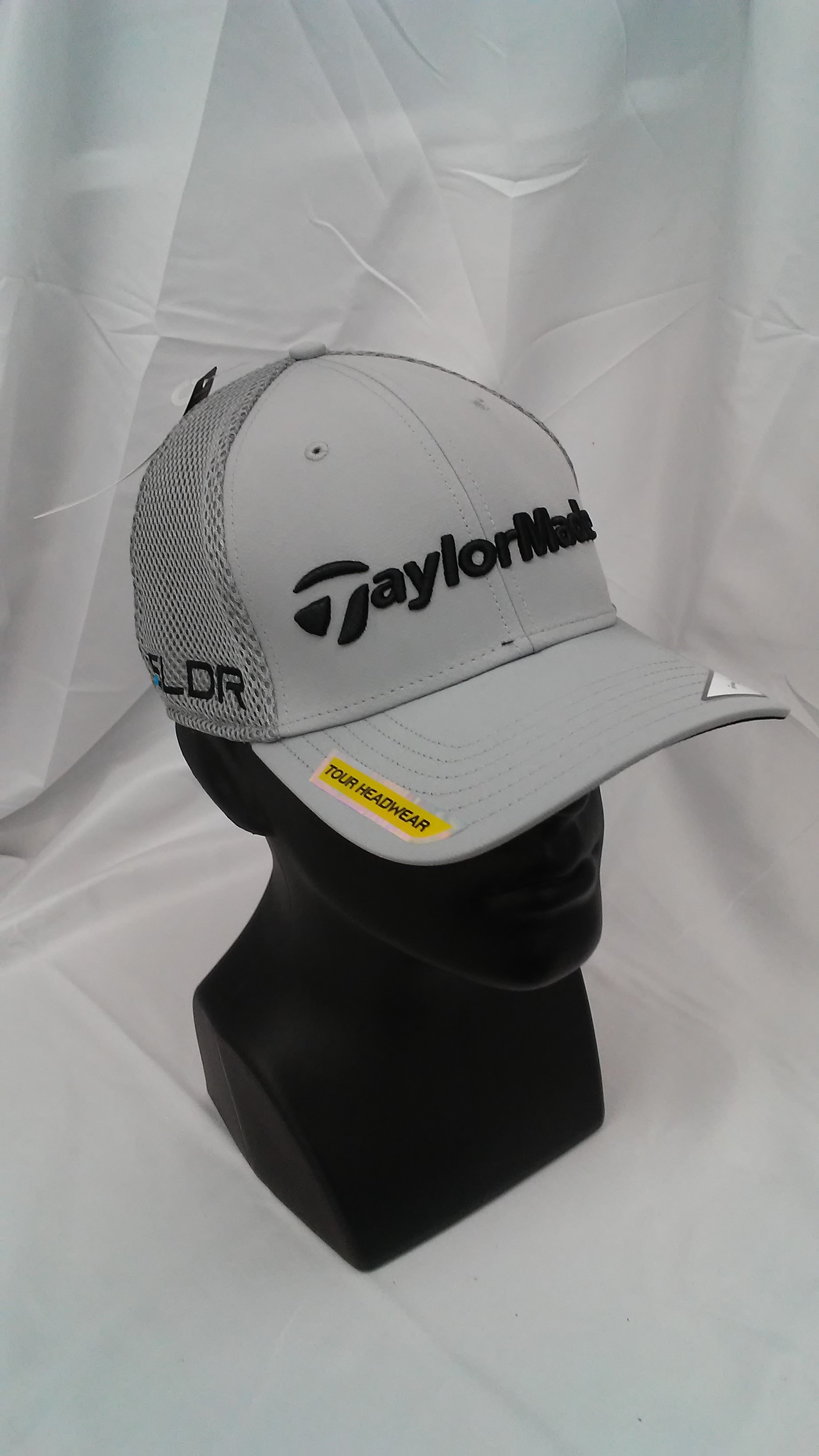 543abade9f2 Visit our eBay Store for more great deals  Hurricane Golf New TaylorMade  Golf Tour Cage Fitted Hat Grey L XL Tour Preferred   SLDR BUY IT NOW  6.99!
