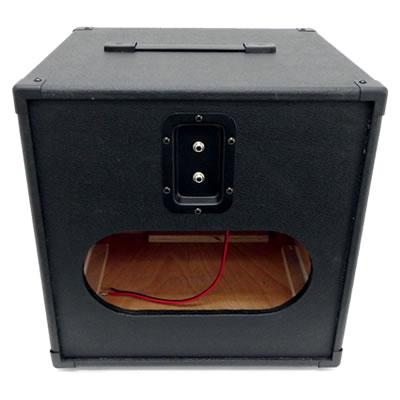 seismic audio 12 guitar speaker cabinet empty 1x12 cube cab tolex ebay. Black Bedroom Furniture Sets. Home Design Ideas
