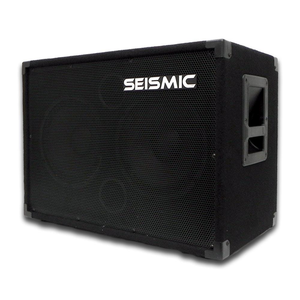 seismic audio 210 bass guitar speaker cabinet 4ohm 2x10. Black Bedroom Furniture Sets. Home Design Ideas