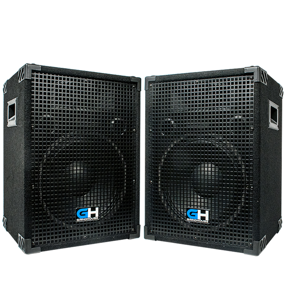 Live Sound Speakers : 1400w pair of 12 inch passive pa speaker for band dj karaoke church live event ebay ~ Russianpoet.info Haus und Dekorationen