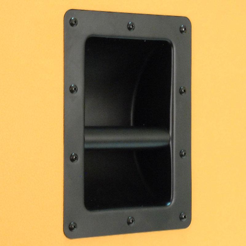 Seismic Audio Empty Guitar Speaker Cabinet 2x12 Cab 212