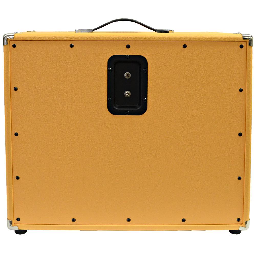 seismic audio 1x12 guitar speaker cab empty 12 cabinet orange tolex ebay. Black Bedroom Furniture Sets. Home Design Ideas