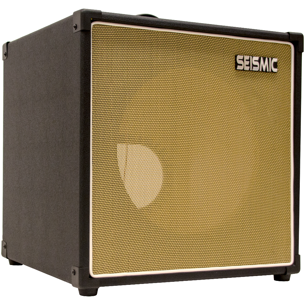 seismic audio 12 guitar speaker cabinet empty 1x12 cube cab tolex ebay. Black Bedroom Furniture Sets. Home Design Ideas
