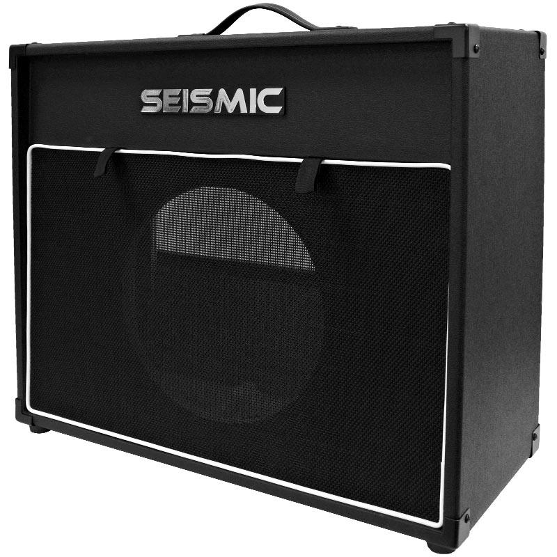 seismic audio 12 guitar speaker cabinet empty 1x12 cab vintage new ebay. Black Bedroom Furniture Sets. Home Design Ideas