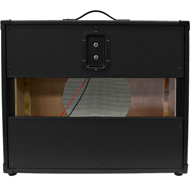 seismic audio 1x12 guitar speaker cab empty 12 cabinet vintage new ebay. Black Bedroom Furniture Sets. Home Design Ideas