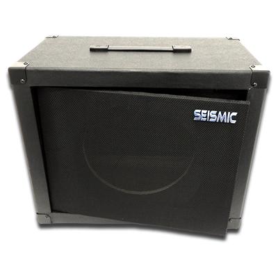 12 guitar speaker cabinet empty 1x12 cab black tolex ebay. Black Bedroom Furniture Sets. Home Design Ideas