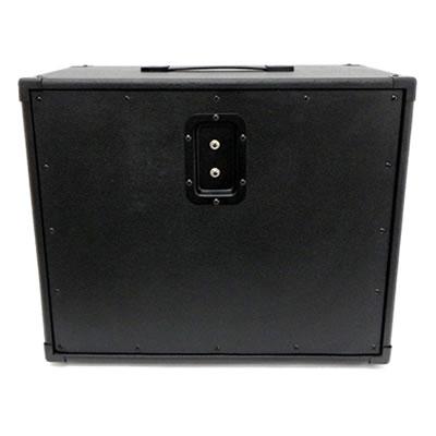 seismic audio 1x12 guitar speaker cab empty 12 cabinet black tolex ebay. Black Bedroom Furniture Sets. Home Design Ideas