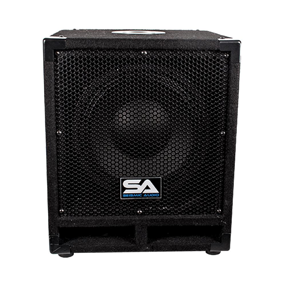 Powered 10 Quot Pro Audio Subwoofer Cabinet Pa Dj Pro Audio