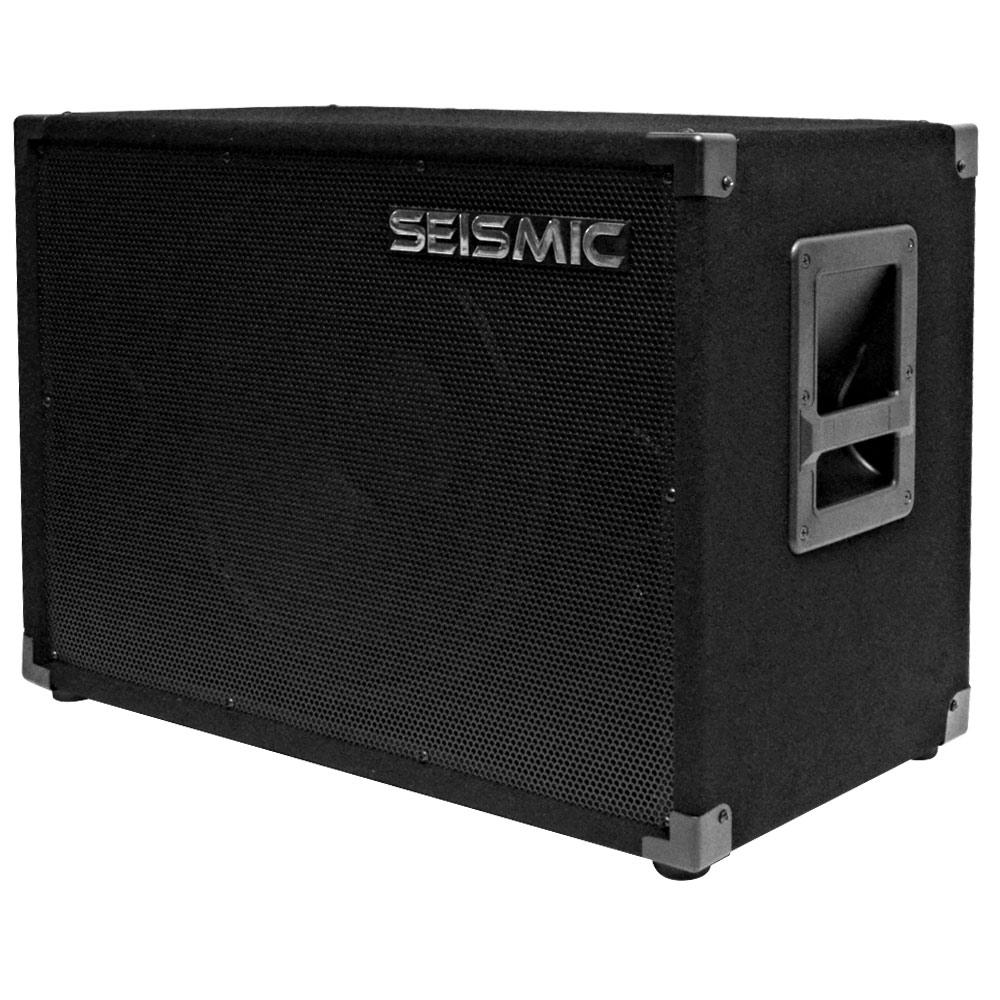 seismic audio new 1x15 bass guitar speaker cab 300w 115 cabinet 15 ebay. Black Bedroom Furniture Sets. Home Design Ideas