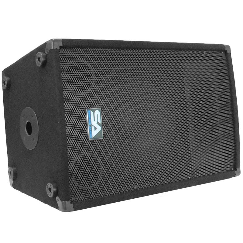 Seismic Audio Pair Audio 12 Inch Pa Speakers Karaoke