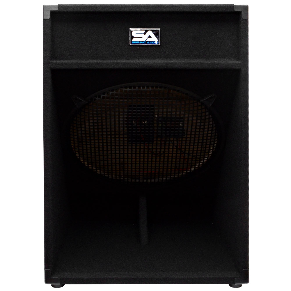 Seismic Audio 18 Inch PA SPEAKER BOX SUBWOOFER Cabinet~NO WOOFERS ...