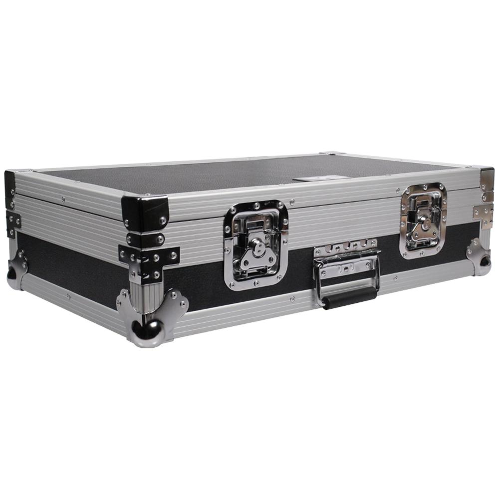 seismic audio pedal board case ata 26 storage new rack ebay. Black Bedroom Furniture Sets. Home Design Ideas