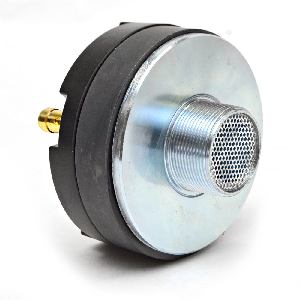 seismic audio t driver titanium compression horn driver 100 watts 16 ohm ebay. Black Bedroom Furniture Sets. Home Design Ideas