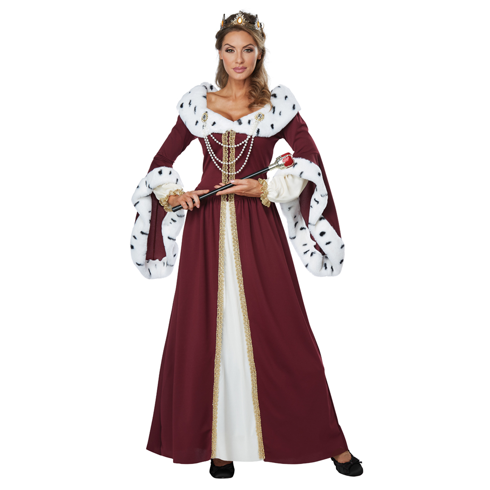 Adult Costume Medieval Royal Storybook King Game of Thrones